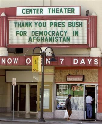 Oh we are so thankful for democracy. Photo Credit: littlemissattila.mu.nu